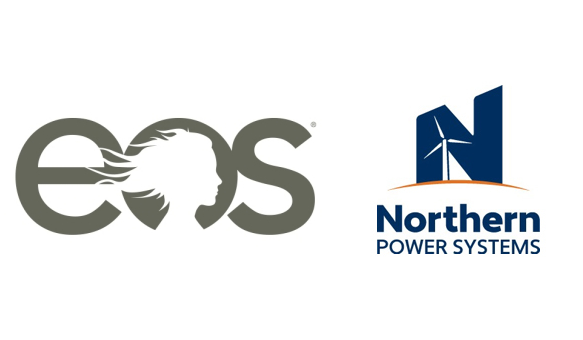 EOS Norther Power Systems Energy Storage Partnership News