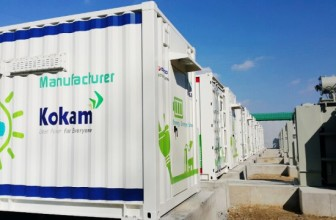 World's Largest Frequency Regulation Battery Energy Storage System Installed in South Korea