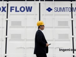 SUMITOMO GROUP COMMISSIONS LARGE-SCALE BATTERY STORAGE SYSTEM IN PJM